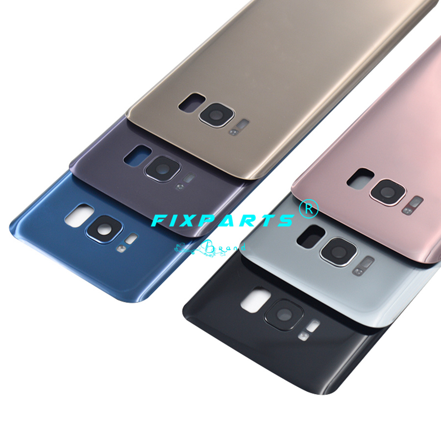 SAMSUNG Galaxy S8 Plus Back Glass Battery Cover