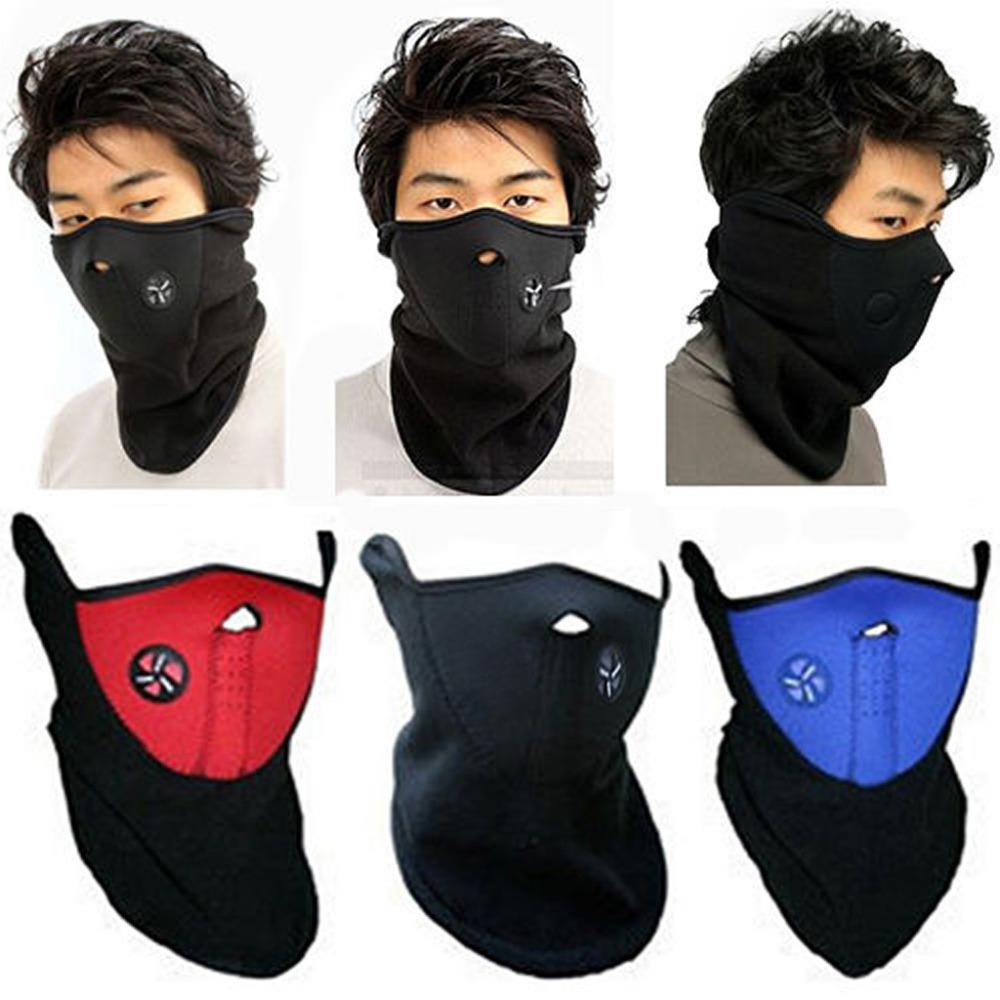 Useful Bike Motorcycle Ski Snow Sport Neck Winter Warm Warmer Face Mask WindProof High Quality
