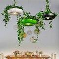 3 PCS Nordic luft blumentopf anhänger lichter studie kreative persönlichkeit bar topfpflanze cafe anhänger lampe LM504916-in Pendelleuchten aus Licht & Beleuchtung bei