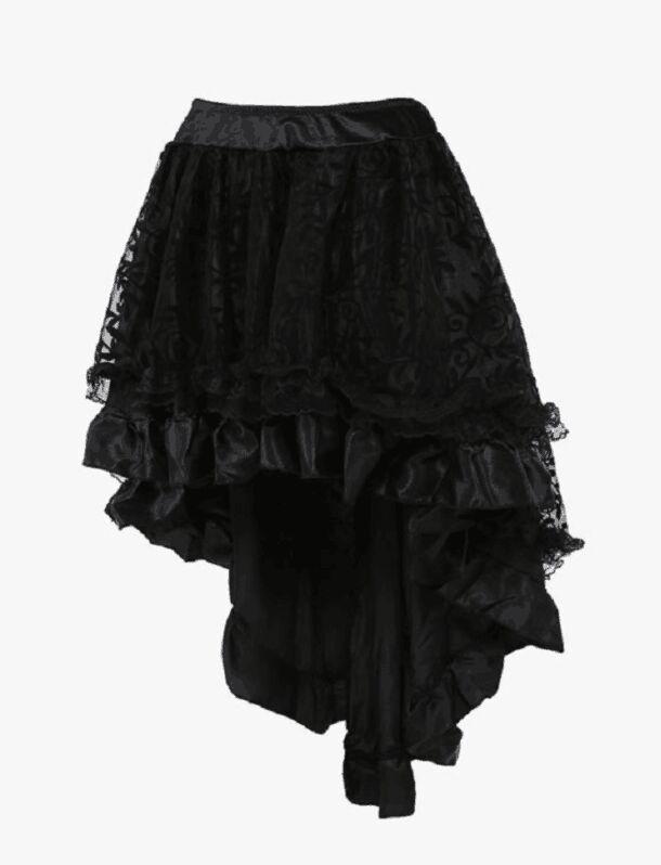 2017 Hot sale women short skirt organza puff skirt sexy lace basic half-length skirt Ball Mini Skirt S-6XL
