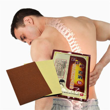 Acupuntura Massage Fire ant Essential Oil Pain Relief Patch Traditional Herbal Self heating Plasters for Knee/Neck/Back