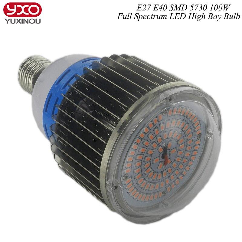 1 pièces 100 w 50 w 150 w 200 w LED culture hydroponique puce lumière 300 w 120 w spectre complet COB LED lampe de culture pour plantes à fleurs, légumes - 5