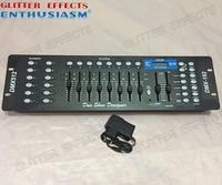 192 DMX mini 192 dmx contrôle pour la lumière principale mobile de console d'étape et la machine d'étape Éclairage de scène à effet     -