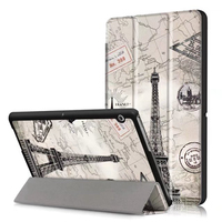 For Huawei MediaPad T3 10 0 Honor Play 2 9 6 Inch Case Painted Print PU