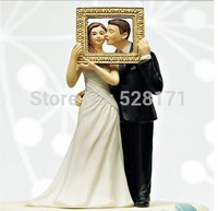 Personalized Wedding Cake Decoration Bride Groom Wedding Cake Topper Wedding Cake Accessories Cake Centerpieces Free Shipping