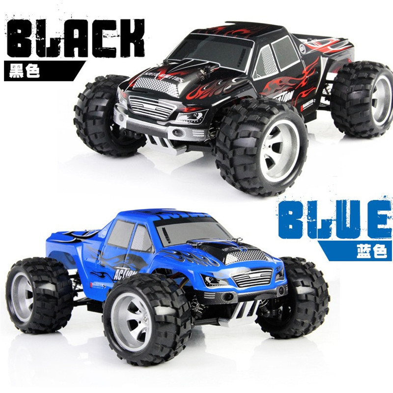 NEW A979 Toys 1/18 2.4G 4WD High-Speed Off-Road RC Car Electric Monster Truck