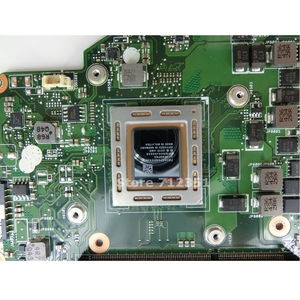 Image 5 - X550ZE A10 7400 CPU Mainboard Para ASUS X550ZA X550Z V2G VM590Z K550Z USB3.0 90NB06Y0 R00050 X555Z Laptop motherboard 100% Testado