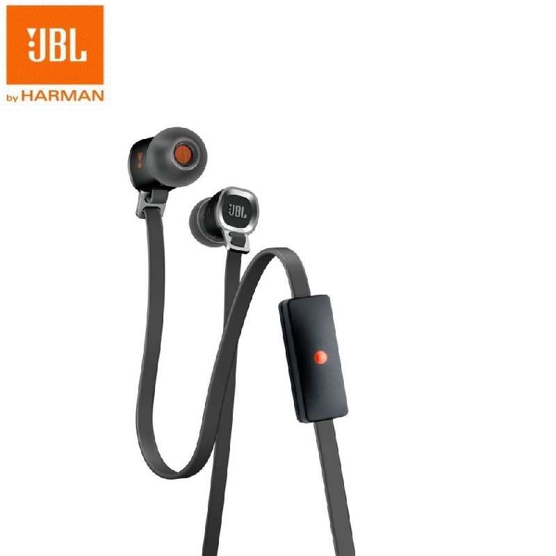 New Original JBL J33a Fashion Best Bass Stereo Earphone For Android Mobile Phone Earbuds Headsets With Mic Earphones new original jbl synchros reflect best bass stereo hifi sports earphone for iphone earbuds headsets with mic pk se215 se535