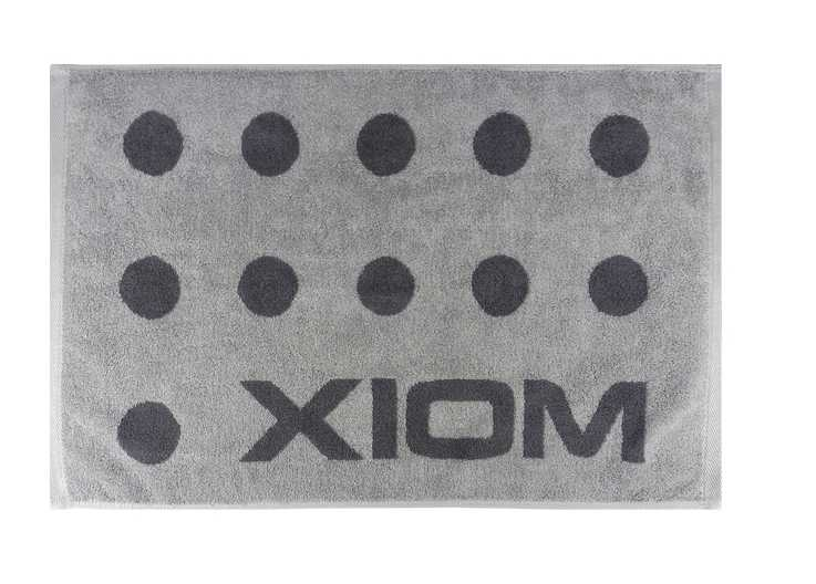 Xiom Original Table Tennis Towel Big Size 100% Cotton Sport Gym Badminton Ping Pong Towel