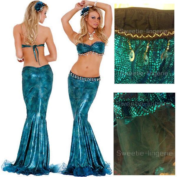 Adult mermaid costumes