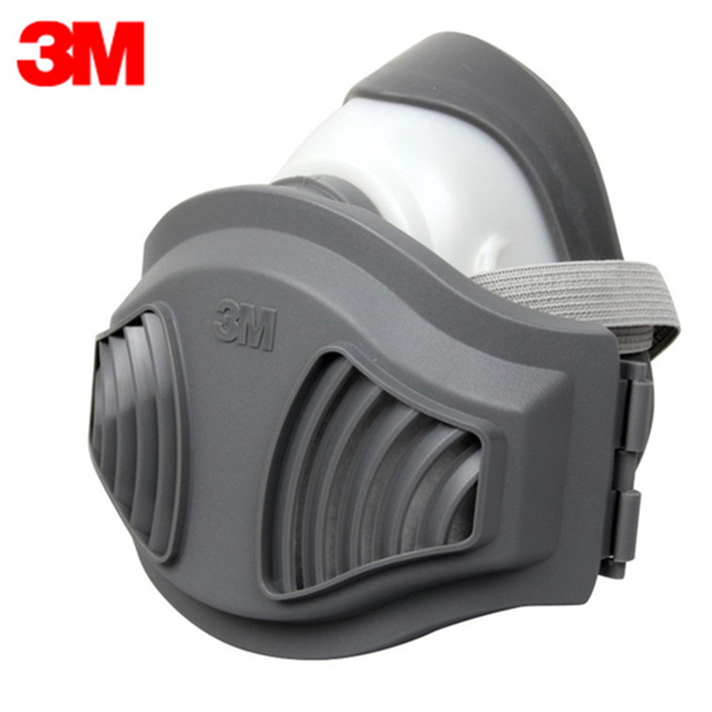 3M1211 Pro Dust Mask Anti Industrial Construction Anti-dust Pollen Haze Poison Gas Family and Professional Site Protection Tools marilyn monroe printed gas pollution anti dust and haze mouth mask
