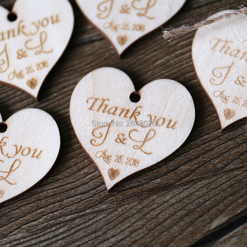 top 8 most popular rustic thank you tag ideas and get free