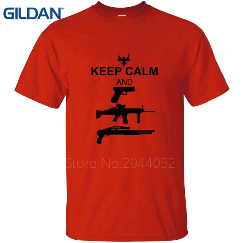 HTB1EzUVSpXXXXafXXXXq6xXFXXXj - Print Adults shirt Gun Love Pistol Rifle 2nd Amendment man Grey sale Hop t shirt design sales big sizes cotton