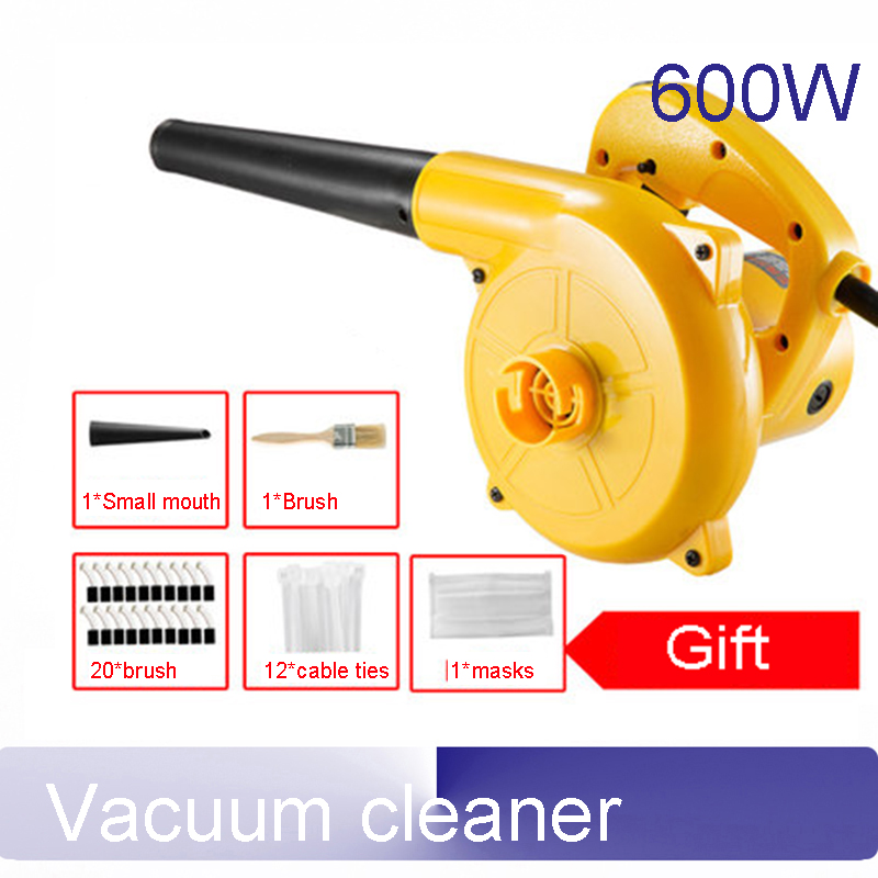 Computer air Blower dust collector for Home cleaning up high power Small vacuum cleaner 600W 750W 850W 900W handheld air blower 16000rpm dust cleaning air blowing gun