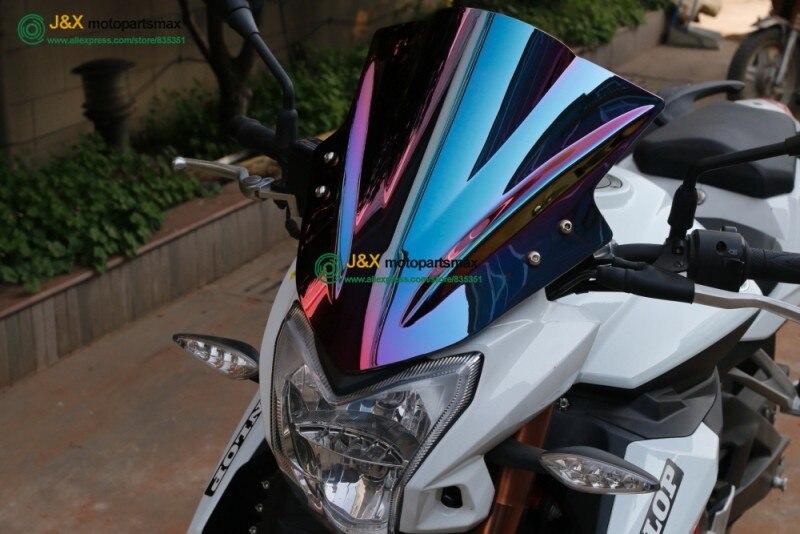 CB500F лобовых стекол лобовое стекло для 95% мотоциклов ,для Honda CB500F сайту nc700 Бенелли HONGLONG300 БС HONGLONG600