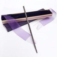 New Arrive Metal Iron Core Sirius Black Wand Harry Potter Magic Magical Wand Elegant Ribbon Gift