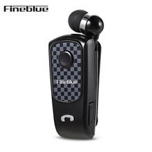 Fineblue F PLUS pk f960 Draadloze Clip-on Bluetooth V4.0/V4.1 In-Ear Headset handsfree Ondersteunt voor IOS en Android Systeem(China)