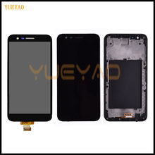 5.3'' K10 2017 LCD Display For LG K10 2017 LCD with Touch Screen Digitizer K10 2017 Display M250 M250N M250E M250DS LCD(China)