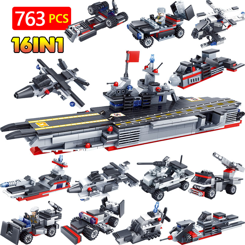Military series Building Blocks LegoINGlys Technic Navy Super Battleship Set Model Bricks Plastic Figures Toys For Children enlighten building blocks navy frigate ship assembling building blocks military series blocks girls
