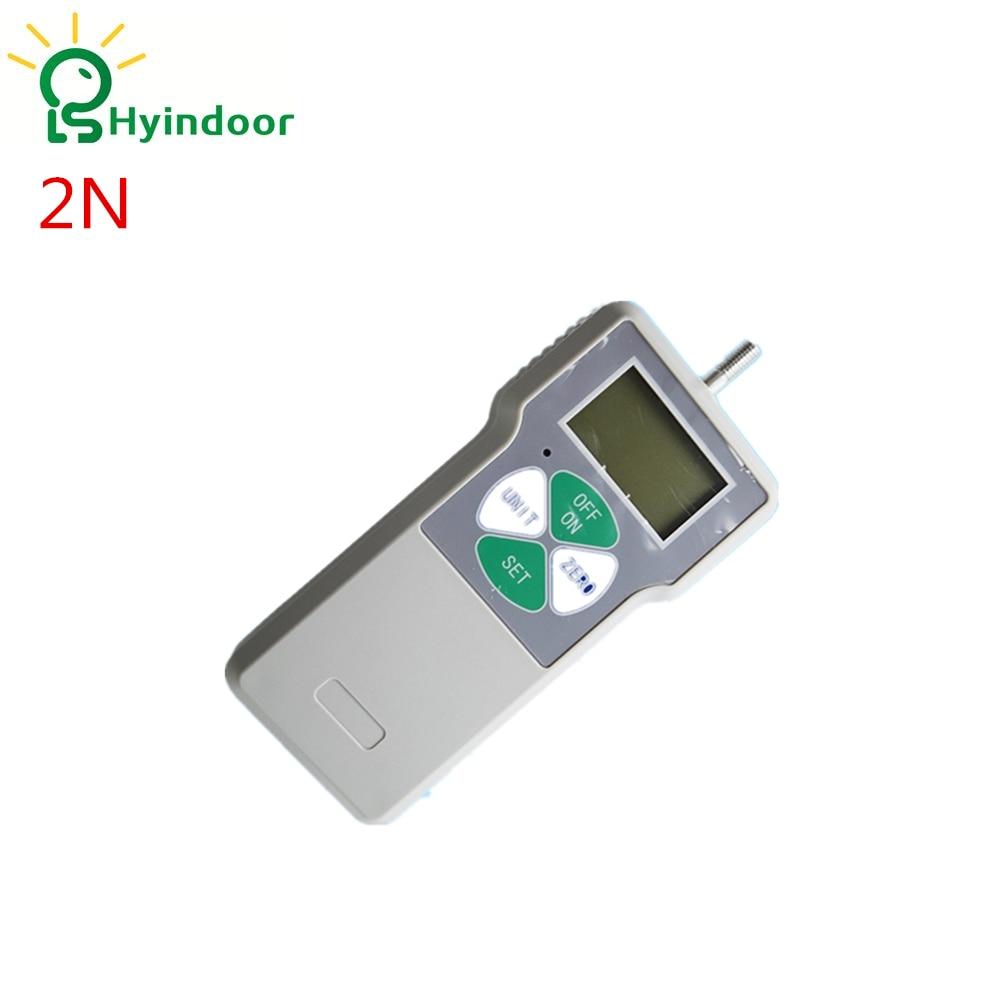 2N digital portable push pull force gauge dynamometer force tester  3n digital portable push pull force gauge dynamometer force tester