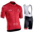 Pro Велоспорт Джерси Набор Лето MTB велосипед велосипедная дышащая одежда велосипедная одежда для велоспорта Ropa Maillot Ciclismo