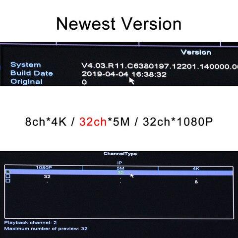 0mp 32ch 1080 p h265 h264