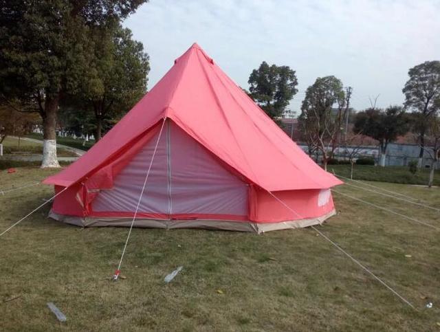 Fireproof Tent Fire Proof Bell Sahara Canvas Cotton Outdoor C&ing Family Tent & Fireproof Tent Fire Proof Bell Sahara Canvas Cotton Outdoor ...