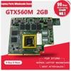G73SW VGA Board GTX 560M GTX560M N12E GS A1 1 5GB DDR5 MXMIII VGA Video Card