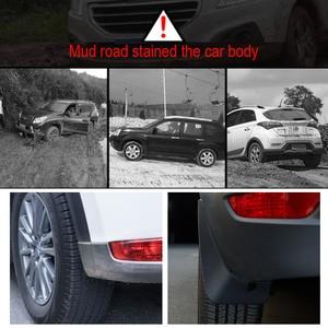 Image 2 - Vtear Für Mazda CX 3 CX3 2020 2019 2018 fender flares schlamm klappen Kotflügel Außen Teile produkte abdeckung Zubehör/gummi