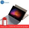 Dreami original xiaomi mi notebook aire intel core m3-6y30 cpu 4 gb ram 128 gb ssd de 12.5 pulgadas portátil de doble núcleo xiaomi windows10 aire