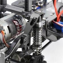 Torri ammortizzatori anteriori/posteriori GRC TRX4 G2 con supporto regolabile per interasse TRX 4 # GAX0149F/#324mm accessori