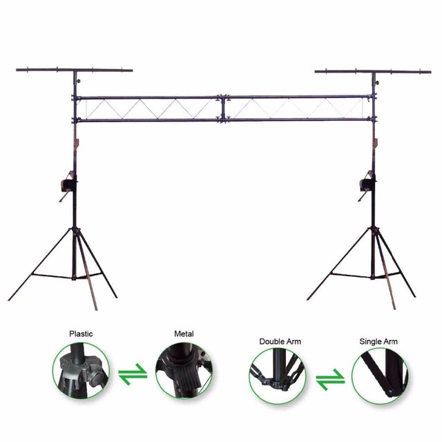 KUILONG mobile truss system /Truss L002 Lighting Stand with duty crank stand  sc 1 st  AliExpress.com & KUILONG mobile truss system /Truss L002 Lighting Stand with duty ...