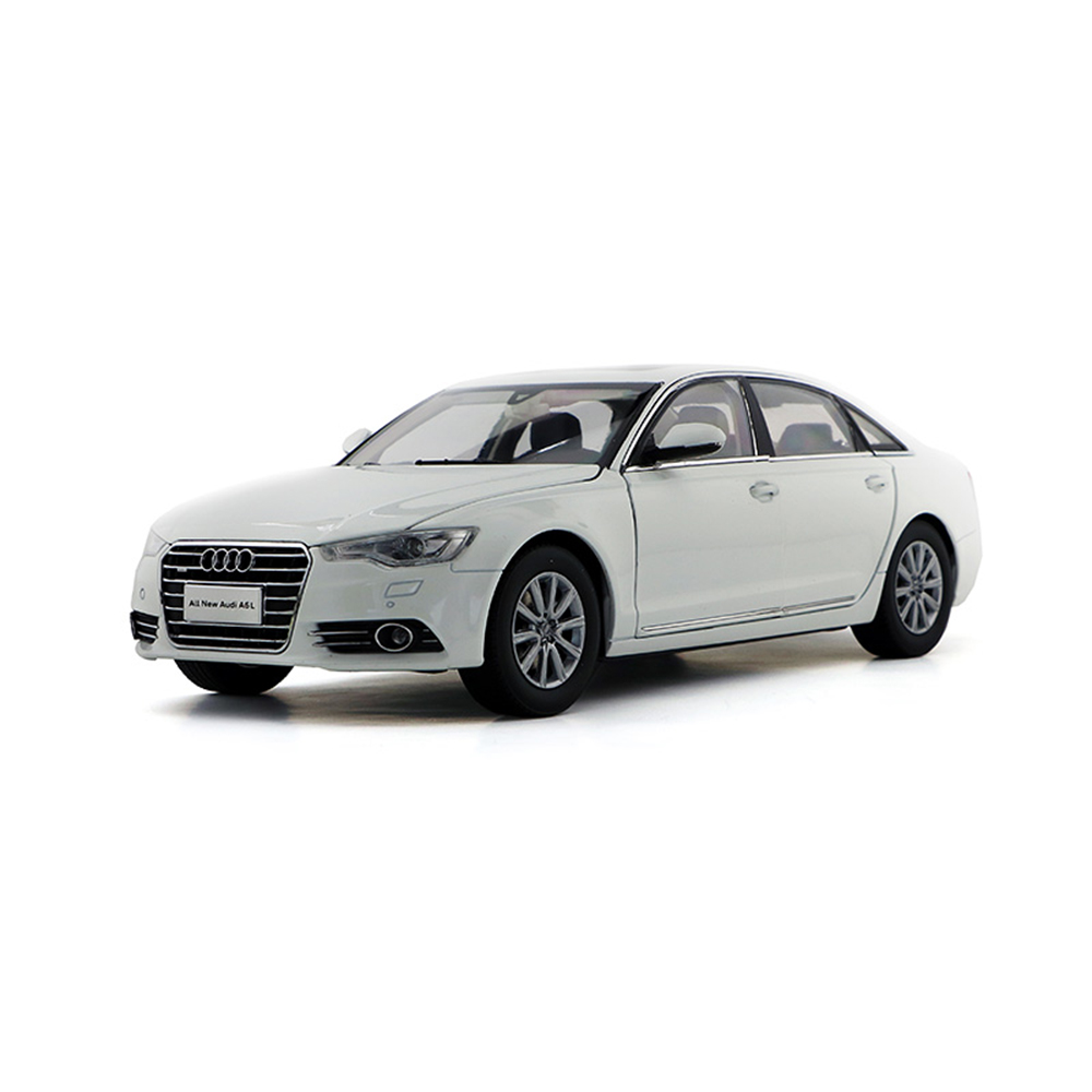 Scale 1:18 Audi A6L 2012 Model Diecast Metal Alloy Car Model Toy Gift For Collection With Free Shipping scale new 1 18 citroen c quatre 2012 hatchback alloy diecast model car toy gift collection with original box free shipping