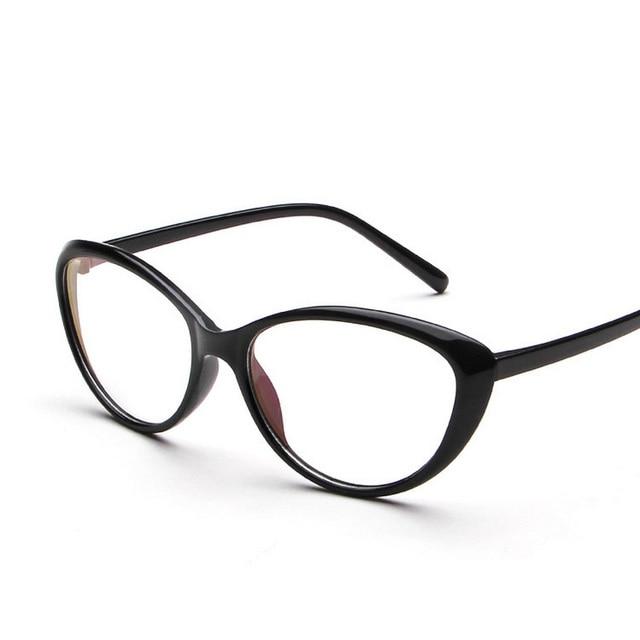 2016 Fashion Women Retro Sexy Cat Eye Glasses Frame Female ...