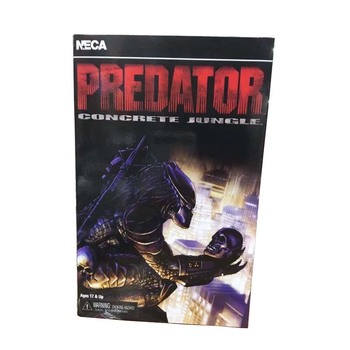 Predators Scarface  Neca Action Figure Collectible Model Toy 21cm