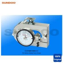 Big discount Sundoo SG-200KC 200KN Pointer Pressure Gauges ,Tension Force Gauge ,Push Pull Tester Meter