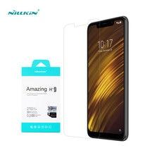 Pocophone F1 Tempered Glass Nillkin Amazing H+Pro 0.2MM Screen Protector Glass for Xiaomi POCO F1 F2 Pro X2 X3 NFC