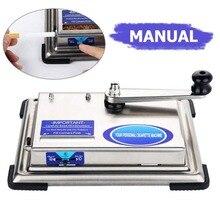 Máquina de liar Metal para fumar, fabricante de cigarrillos con rodillo, herramienta para fumar, inyector fácil