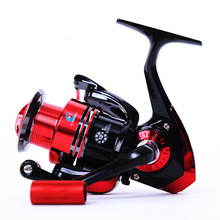 Fishing Reel 1000H 2000H 3000H 4000H Spinning Reel 13KG Max Drag Power Bass Carp Fishing Tackles daiwa crest 2500a 3000a spinning fishing reel 4bb 5 3 1 max drag 4kg saltwater bass carp feeder front drag wheel moulinet peche