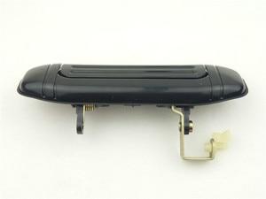 Image 3 - 4pcs Full Set Car Front Rear Outer Door Handle Black for Mitsubishi Pajero Montero V31 V32 V33 V43 V46 V47