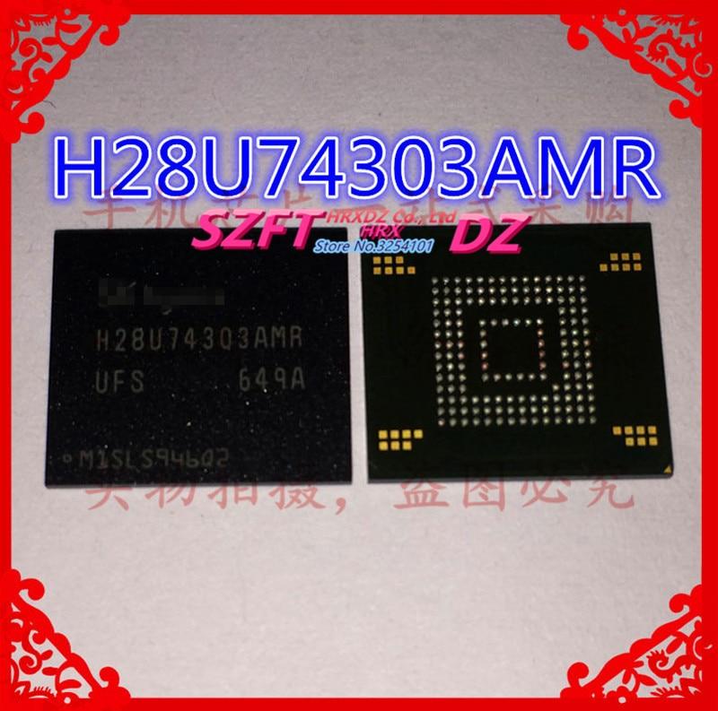 все цены на SZFTHRXDZ 100% new original H28U74303AMR 64G H28U74303AMR-UFS BGA онлайн