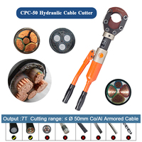 Hydraulic Cable Cutter CPC 50