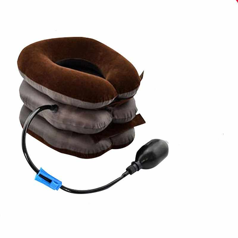Detail Feedback Questions about Air Cervical Soft Neck Brace Device