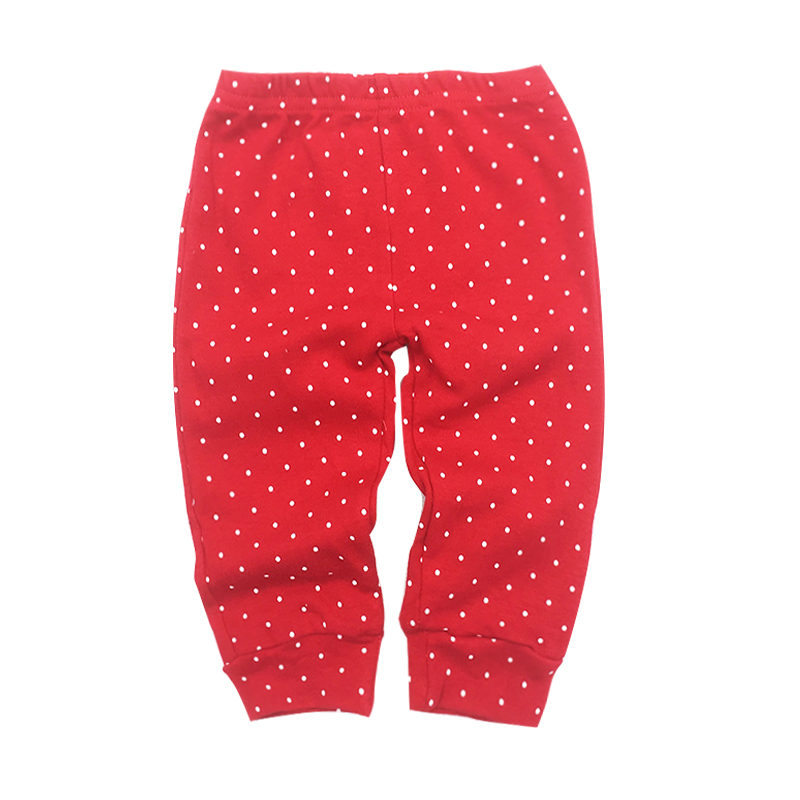5 шт/лот; Штаны для маленьких мальчиков и девочек; Хлопковые