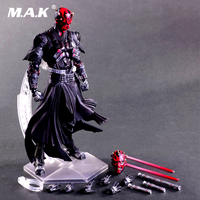 high quality 26cm anime figure doll Star Wars: The Force Awakens Darth Maul Gifts Collections Children Toys Gift