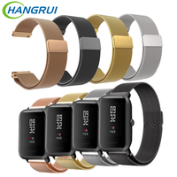 Hangrui Replacement Watch Strap For Xiaomi Huawei Bip BIT PACE Lite Youth Smart Watch Band Accessories