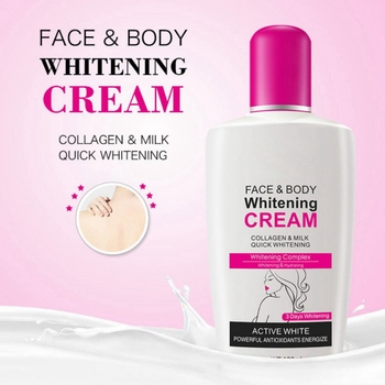 Collagen Milk  Face Body Cream Moisturizing Whitening Body Lotion Skin Care Underarm Black Removal Cream 1000g lavender body cream whitening moisturizing replenishment beauty salon spots treatment scented body lotion free shipping