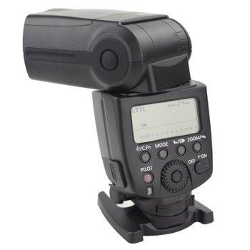 Meike MK-580 E-TTL Flash Speedlite for Canon 580EX II EOS 5D II III 6D 7D 7DII 60D 70D 650D 700D