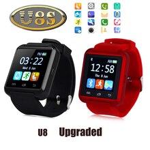 Original U8S Sport Im Freien Smart Bluetooth 3,0 Uhr Mit Remote Camera Pedometer Sitzende Erinnerung Smartwatch Für Android