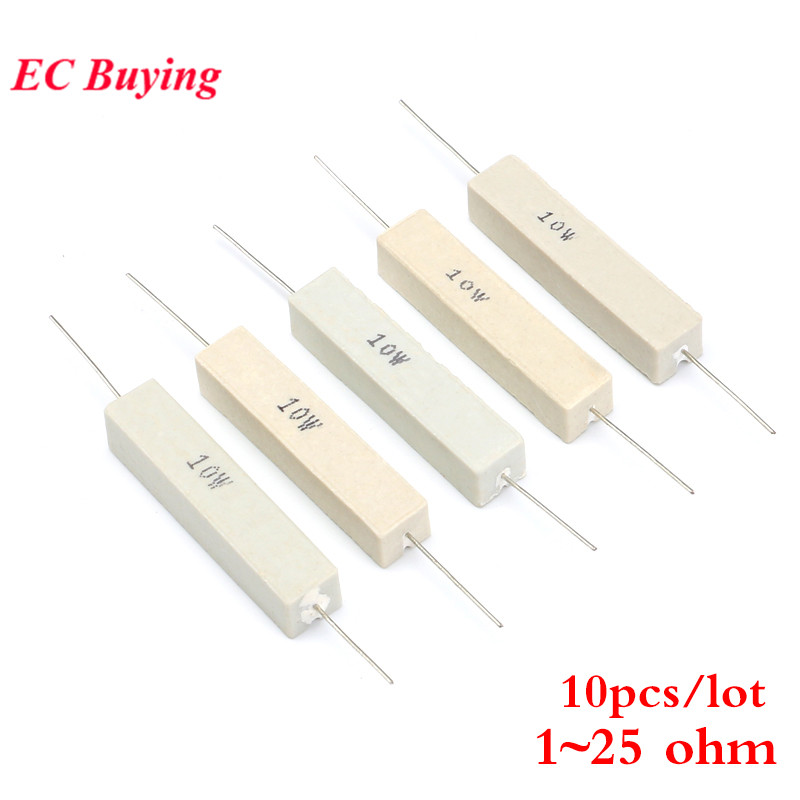 Dayton Audio DNR-6.5 6.5 Ohm 10W Precision Audio Grade Resis